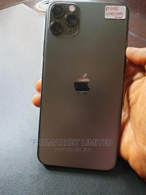 Apple iPhone 11 Pro Max 64 GB Gray | Mobile Phones for sale in Edo State, Okada