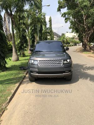 Land Rover Range Rover Vogue 2016 Gray | Cars for sale in Abuja (FCT) State, Garki 2