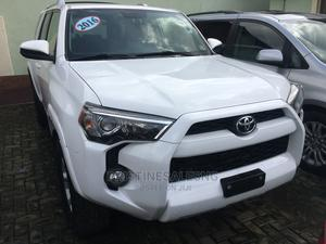 Toyota 4-Runner 2016 White   Cars for sale in Lagos State, Ilupeju