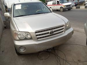 Toyota Highlander 2001 2.4 Gold | Cars for sale in Lagos State, Ikeja