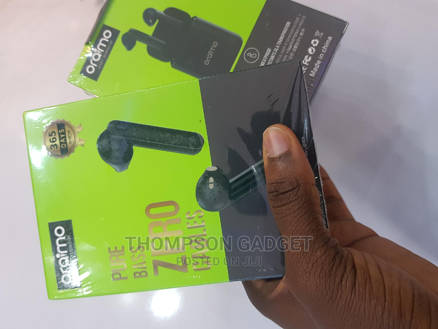 Oraimo Bluetooth | Accessories for Mobile Phones & Tablets for sale in Wuse, Abuja (FCT) State, Nigeria