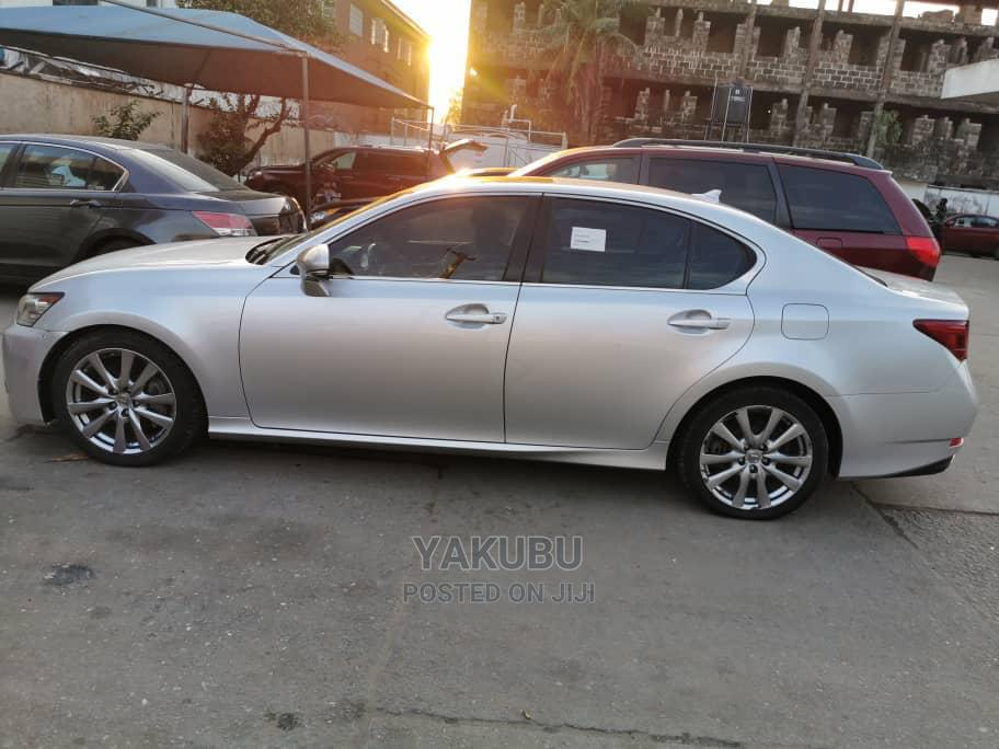 Lexus GS 2013 350 Silver   Cars for sale in Shomolu, Lagos State, Nigeria