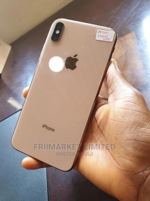 Apple iPhone XS Max 256 GB Gold   Mobile Phones for sale in Edo State, Okada