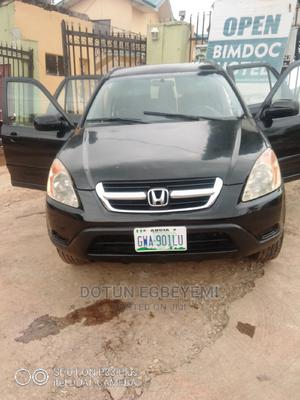 Honda CR-V 2005 2.0i ES Automatic Black | Cars for sale in Ekiti State, Ado Ekiti