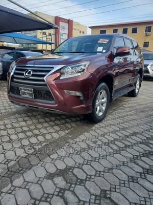 Lexus GX 2014 Red   Cars for sale in Lagos State, Lekki