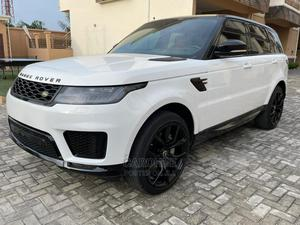 New Land Rover Range Rover Sport 2019 White | Cars for sale in Lagos State, Lekki