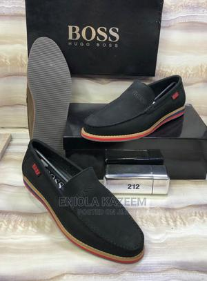 High Quality Designer Leather Loafers Boss Available for U   Shoes for sale in Lagos State, Lagos Island (Eko)