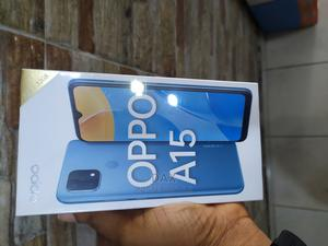 New Oppo A15 32GB Black | Mobile Phones for sale in Lagos State, Victoria Island