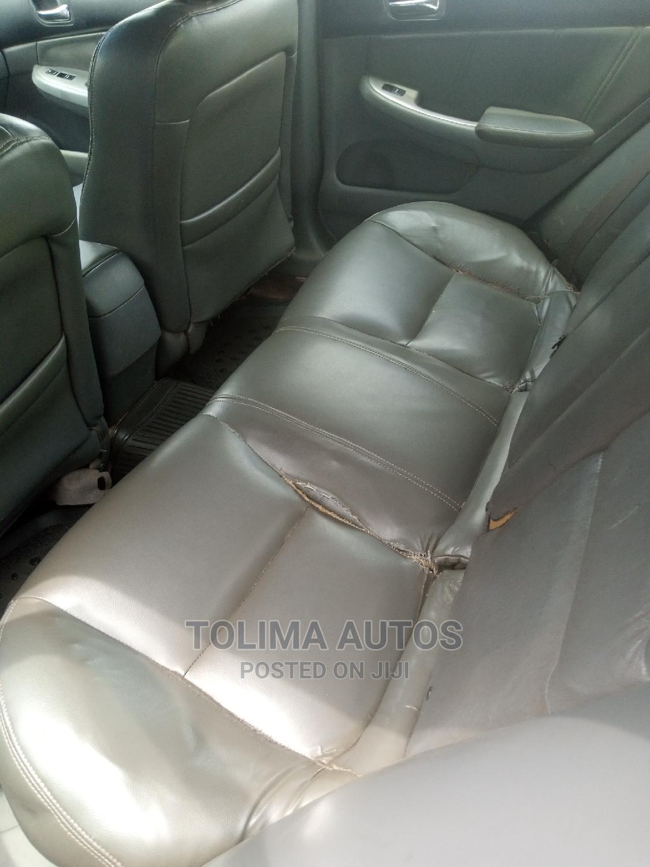 Archive: Honda Accord 2005 Sedan EX Automatic Black