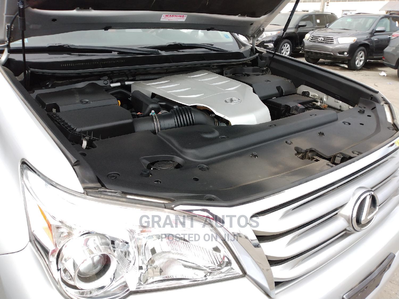 Lexus GX 2012 Silver | Cars for sale in Apapa, Lagos State, Nigeria
