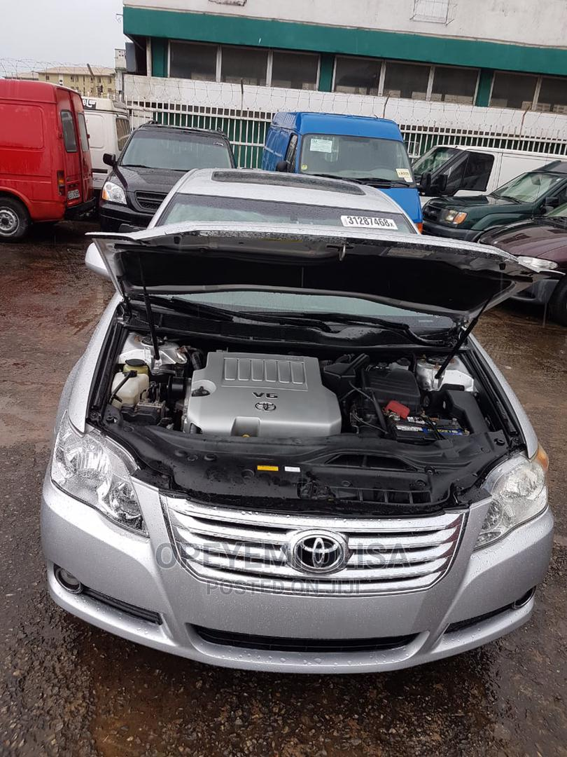 Toyota Avalon 2009 Silver | Cars for sale in Ibadan, Oyo State, Nigeria