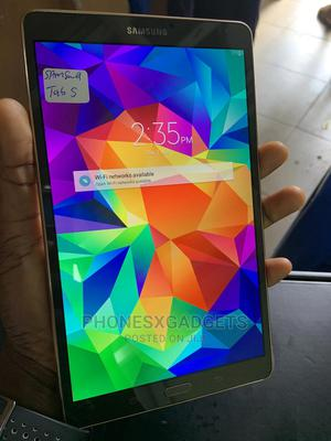 Samsung Galaxy Tab S 8.4 16 GB   Tablets for sale in Lagos State, Ikeja