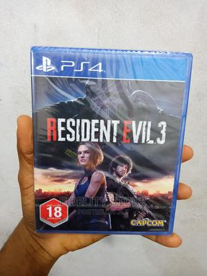 Ps4 Resident Evil 3 | Video Games for sale in Lagos State, Ikeja