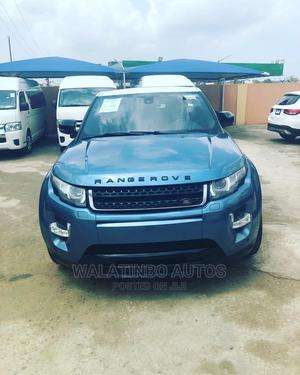 Land Rover Range Rover Evoque 2013 Blue | Cars for sale in Lagos State, Ikeja