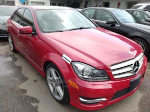 Mercedes-Benz C300 2014 Red | Cars for sale in Lagos State, Apapa