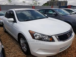 Honda Accord 2009 2.4 I-Vtec Exec Automatic White | Cars for sale in Kaduna State, Kaduna / Kaduna State