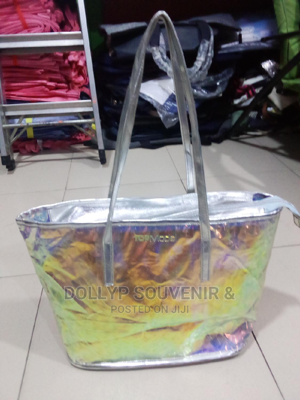 Silver Rainbow Topmodel Bag | Bags for sale in Lagos Island (Eko), Lagos State, Nigeria