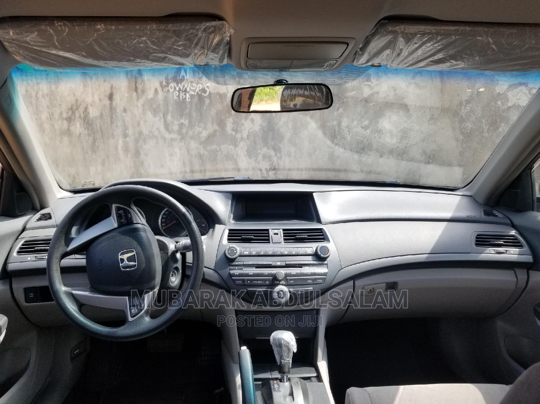 Honda Accord 2009 2.0 I-Vtec Automatic Gray   Cars for sale in Kaduna / Kaduna State, Kaduna State, Nigeria
