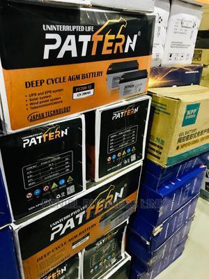 Pattern 200ah 12v Battery   Solar Energy for sale in Lagos State, Ojo