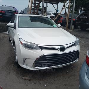 Toyota Avalon 2014 White   Cars for sale in Lagos State, Apapa