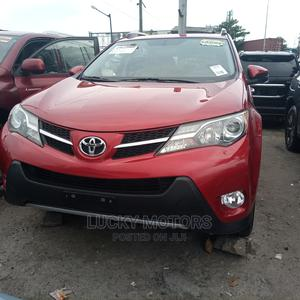 Toyota RAV4 2016 XLE AWD (2.5L 4cyl 6A) Red | Cars for sale in Lagos State, Apapa