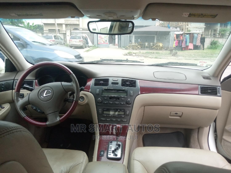 Lexus ES 2005 330 White | Cars for sale in Amuwo-Odofin, Lagos State, Nigeria