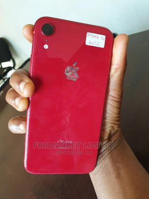Apple iPhone XR 64 GB Red   Mobile Phones for sale in Edo State, Okada