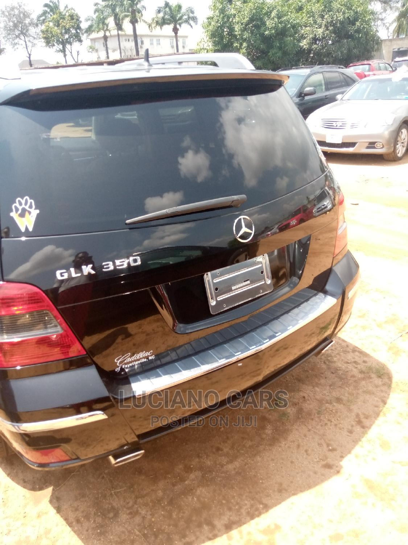Mercedes-Benz GLK-Class 2011 350 4MATIC Black   Cars for sale in Owerri, Imo State, Nigeria