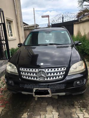 Mercedes-Benz M Class 2008 ML 350 4Matic Black | Cars for sale in Lagos State, Ajah