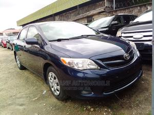 Toyota Corolla 2012 Blue   Cars for sale in Lagos State, Isolo