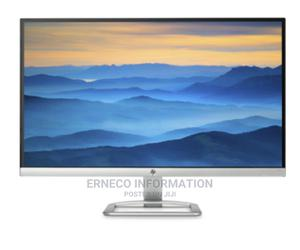 HP 27-Inch Display Monitor | Computer Monitors for sale in Lagos State, Ikeja