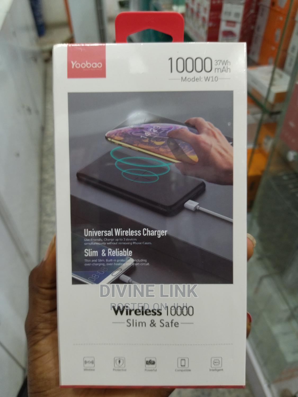 Yoobao Wireless Power Bank 10000mah