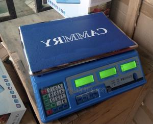 Camry 40kg Digital Scale | Restaurant & Catering Equipment for sale in Lagos State, Ojo