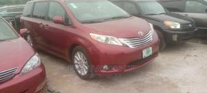 Toyota Sienna 2012 Red   Cars for sale in Lagos State, Amuwo-Odofin