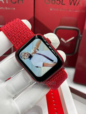Apple Series 6 Cloned Smart Watch | Smart Watches & Trackers for sale in Lagos State, Ikorodu