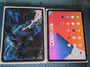 Apple iPad Pro 12.9 (2018) 64 GB Silver | Tablets for sale in Lagos State, Ikeja