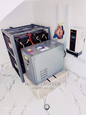 3.5kva Solar Inverter Installation | Solar Energy for sale in Lagos State, Ibeju