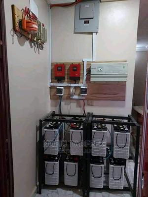 5kva Solar Inverter Installation | Solar Energy for sale in Lagos State, Surulere