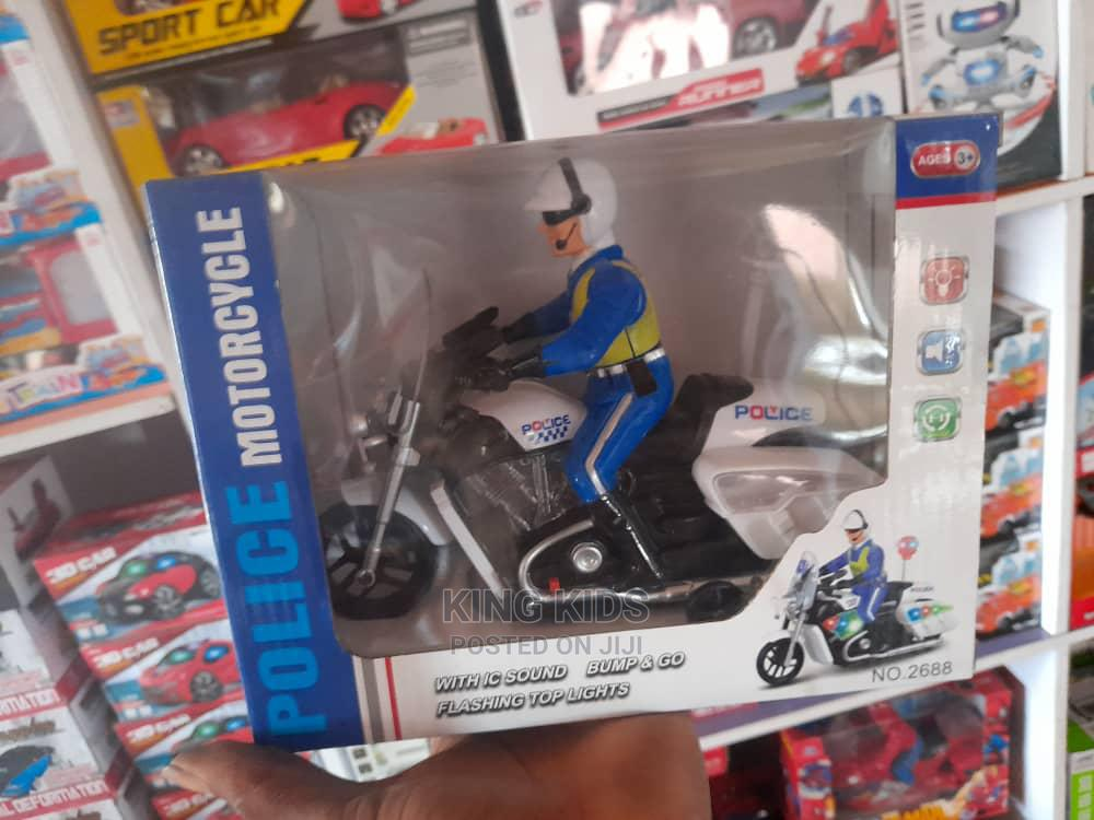 Archive: Police Motocycle Toy Fo Kids