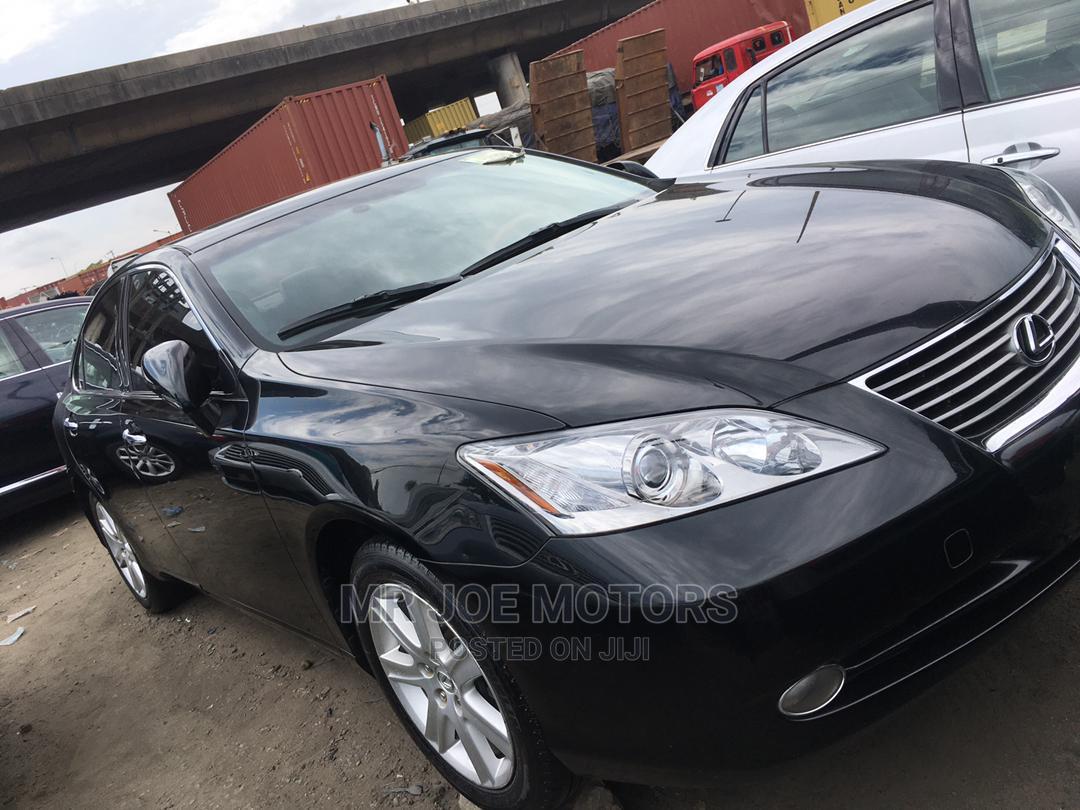 Lexus ES 2008 350