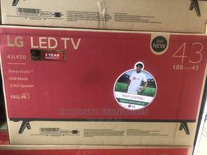 43 Inches LG Television   TV & DVD Equipment for sale in Lagos State, Ajah