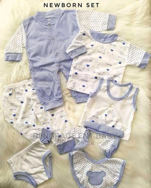 8 in 1 Newborn Cloth Set | Children's Clothing for sale in Lagos State, Agege