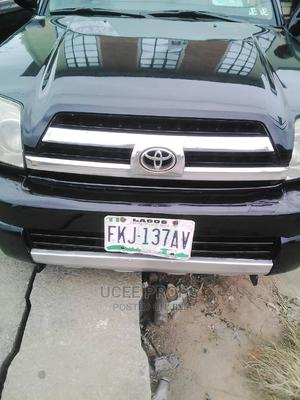 Toyota 4-Runner 2004 Limited 4x4 Black   Cars for sale in Rivers State, Obio-Akpor