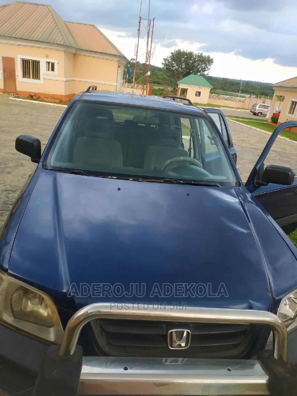 Archive: Honda CR-V 1998 2.0 Automatic Blue