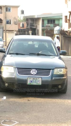 Volkswagen Passat 2004 GL Sedan Green   Cars for sale in Abia State, Aba North