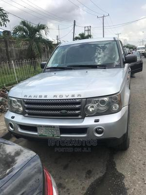 Land Rover Range Rover Sport 2007 HSE 4x4 (4.4L 8cyl 6A) Silver   Cars for sale in Lagos State, Ikeja