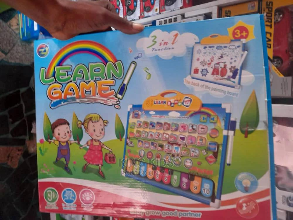 Archive: Educational Learning Game