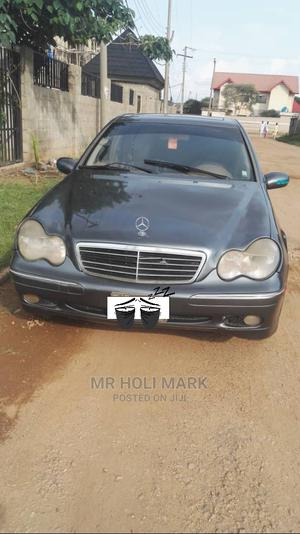 Mercedes-Benz C240 2002 Gray | Cars for sale in Abuja (FCT) State, Garki 1