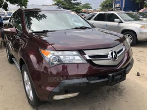 Acura MDX 2007 Red | Cars for sale in Lagos State, Amuwo-Odofin