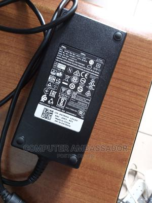 Original 180watts, Dell Charger   Computer Accessories  for sale in Abuja (FCT) State, Wuse 2